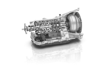 ZF 8HP AT Transmission Moves to Next Generation |